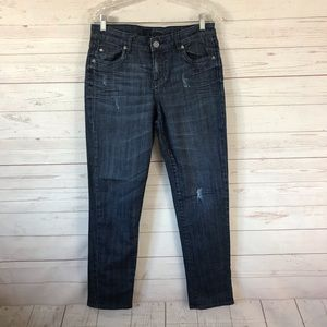Kut From The Kloth Straight Distressed Jeans 30x31